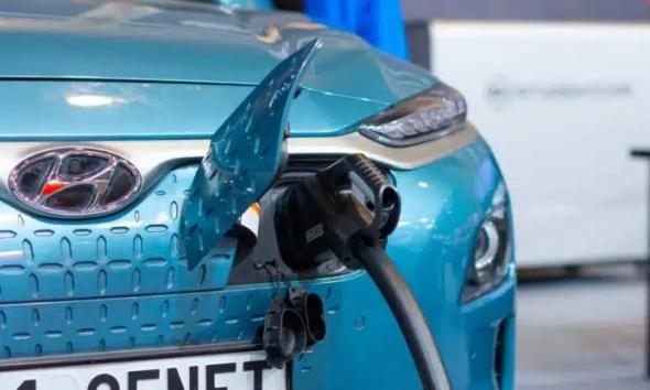 Hyundai vehículos eléctricos