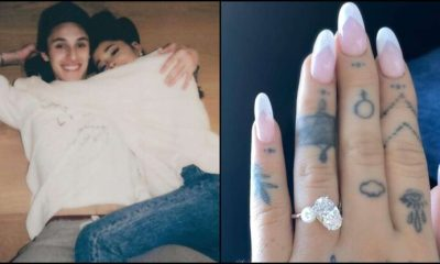 ariana grande-engaged