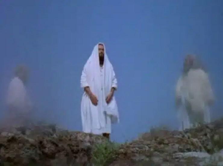 Jesús -transfiguración