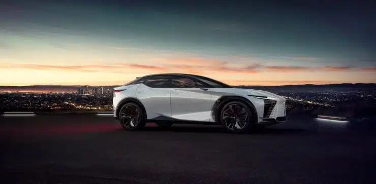 Lexus eléctrico
