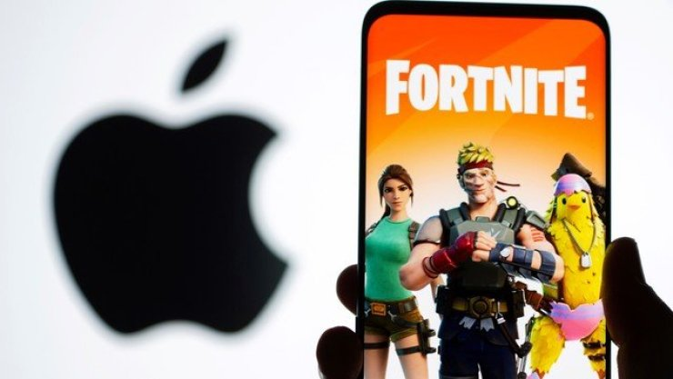 Comienza lucha entre Fortnite y Apple que puede decidir el futuro de las aplicaciones