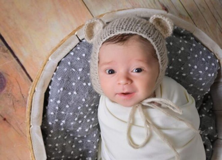 Bebé nace em Brasil con anticuerpos contra Covid, dicen los médicos