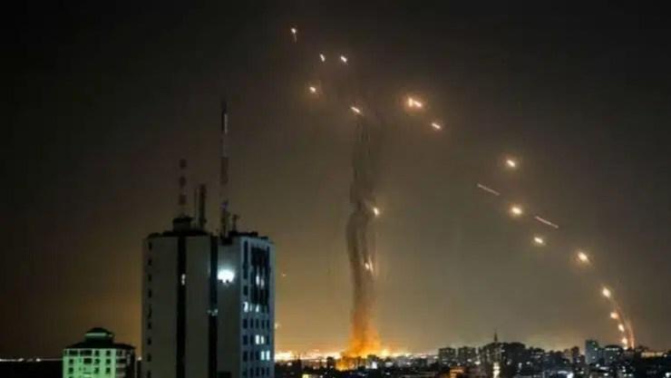 Conflicto entre Israel y Palestina: cómo funciona el poderoso escudo antimisiles israelí
