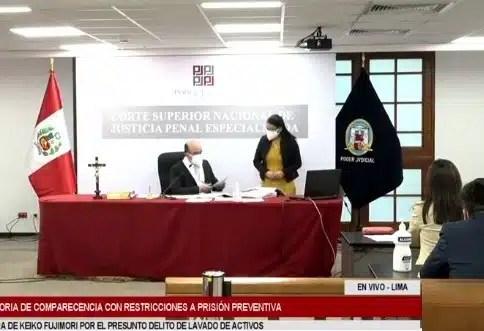 Juez Víctor Zúñiga