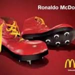 Mc donald cristiano ronaldo