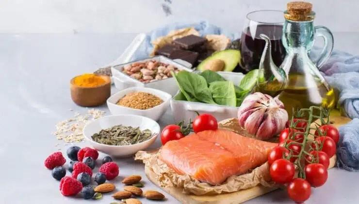 Alimentos para controlar la diabetes