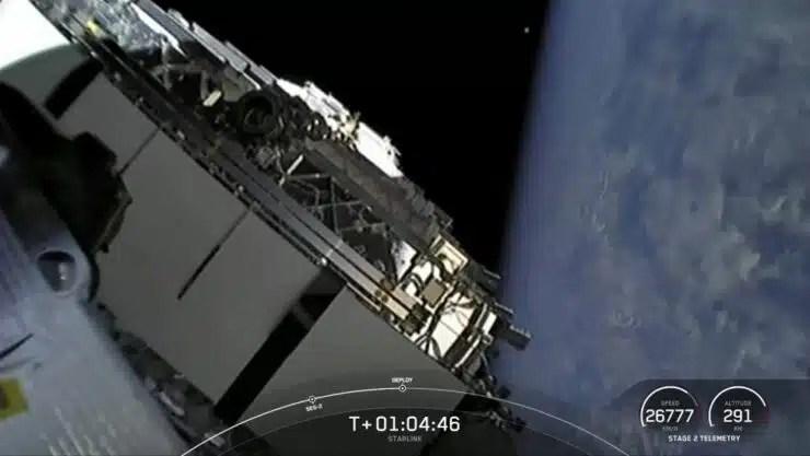 starlink satélites