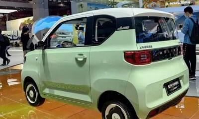 coche eléctrico chino