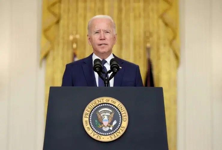 """""""No perdonaremos y no olvidaremos"""", dijo Biden tras ataque"""