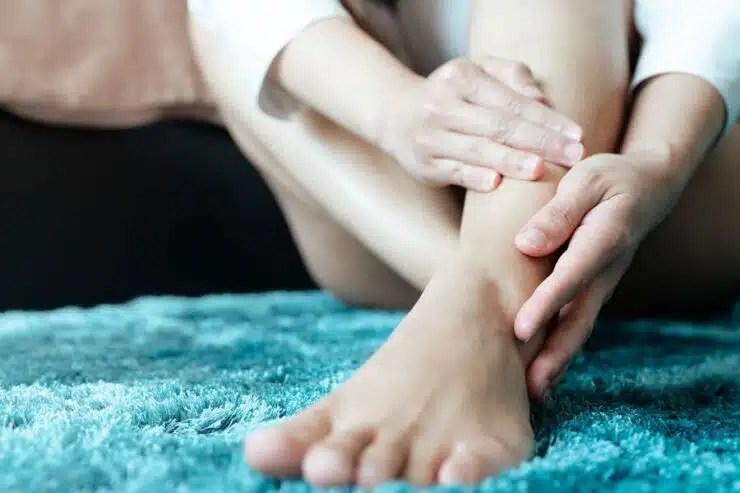 síndrome de piernas inquietas
