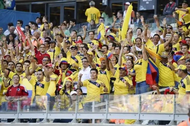 Colombia está en peligro Barra Colombia