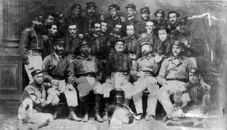 Garibaldi el héroe de 2 mundos