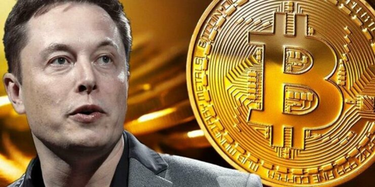 Elon Musk y Bitcoin