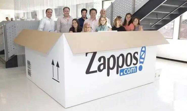 Zappos - compras online