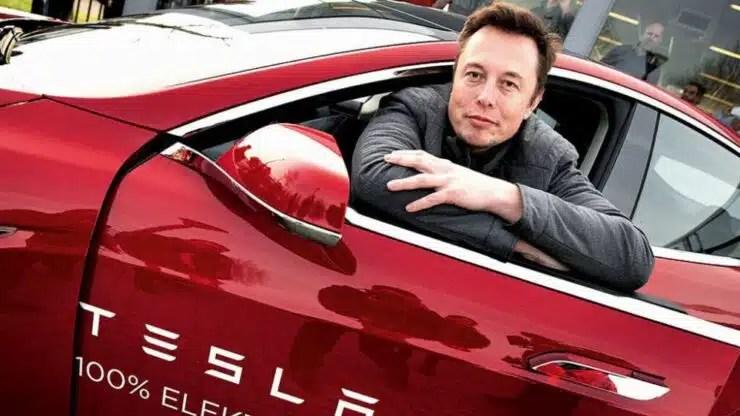 Compra acciones Tesla