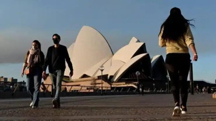 ¿Por qué Australia abandonará la estrategia 'cero covid'.?