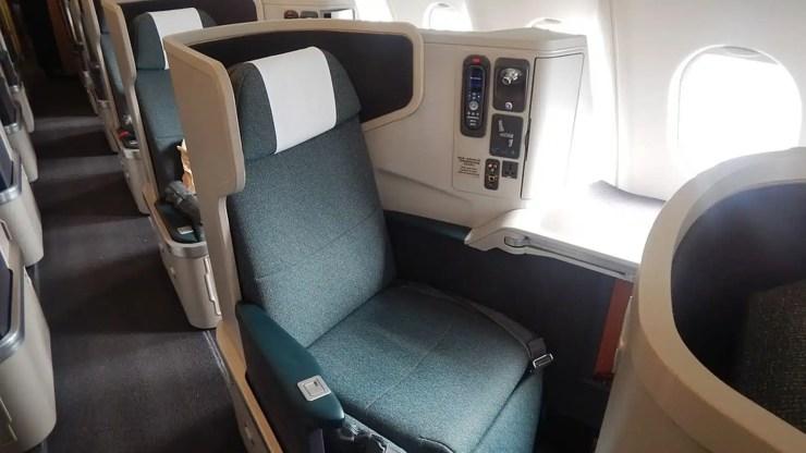 mejor asiento de avión