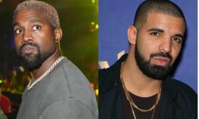 Drake y Kanye West