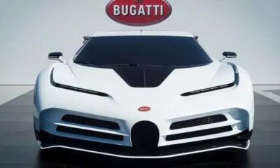 futuro Bugatti de Cristiano Ronaldo