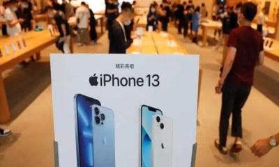 iPhone 13 pro hackeado