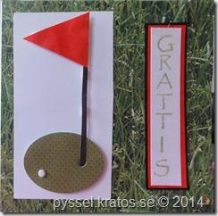 golfkort