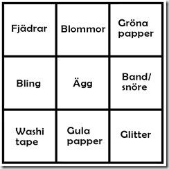 Påsk-bingo hos youdo