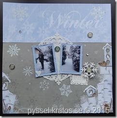 vinter och snö layout
