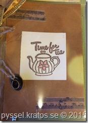 pocket letter te närbild