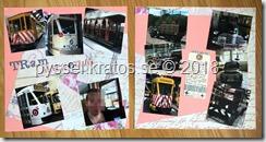 dubbellayout tram-museum