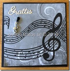 Musikkort