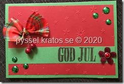 grön_rött julkort