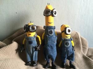 Minions: Bob,Kevin och Stuart