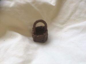 Miniatyrkorg med handtag 2