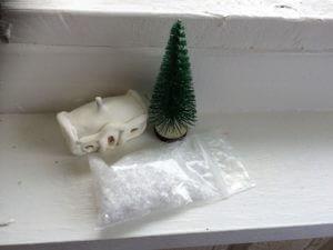 Vinter pysselpaket med tre produkter
