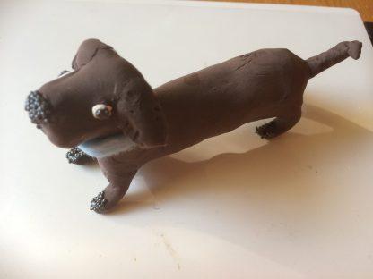Hunden med korta ben