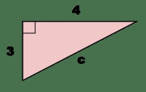 Pythagorean theorem - How to use Pythagoras theorem with