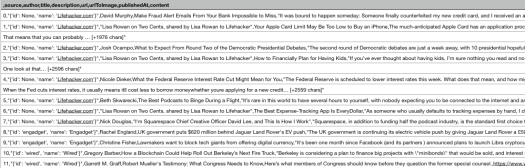 News API: Extracting News Headlines and Articles - GoTrained