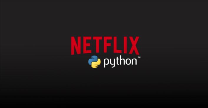netflix and python