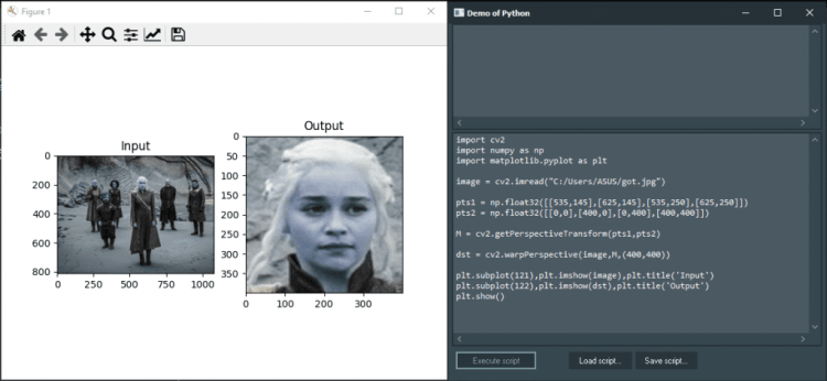 Learn To Build A GUI For These 10 Ultimate Python AI Libraries - OpenCV, taking chances with Queens