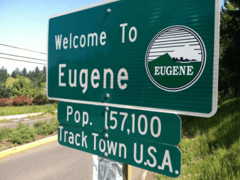 welcome to Eugene