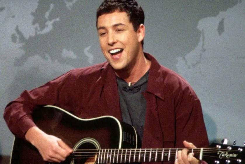 Adam Sandler's Best 'Saturday Night Live' Sketches [VIDEO]