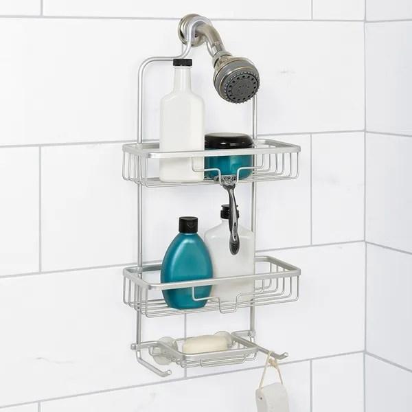 best shower caddies shower organizers