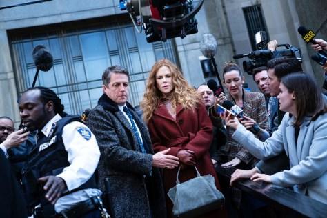 Nicole Kidman & Hugh Grant in The Undoing HBO recensie op Streamz