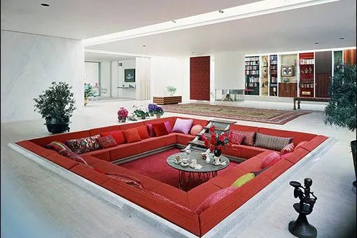 what s a conversation pit and how to