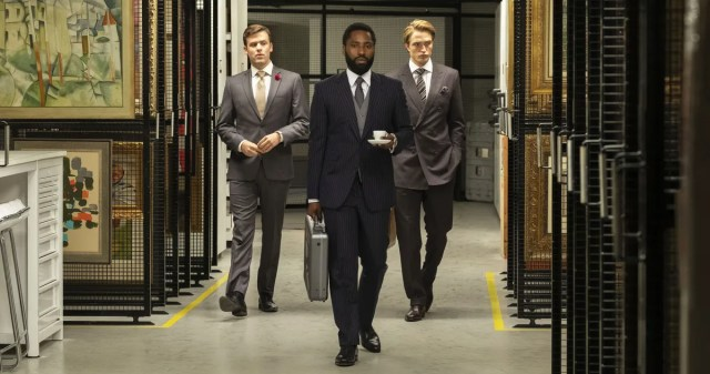 Tenet' Movie Review: Christopher Nolan's Locked Puzzle Box