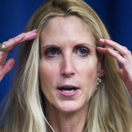 Ann Coulter Wants to Know Why She Doesn't Make You Mad Anymore