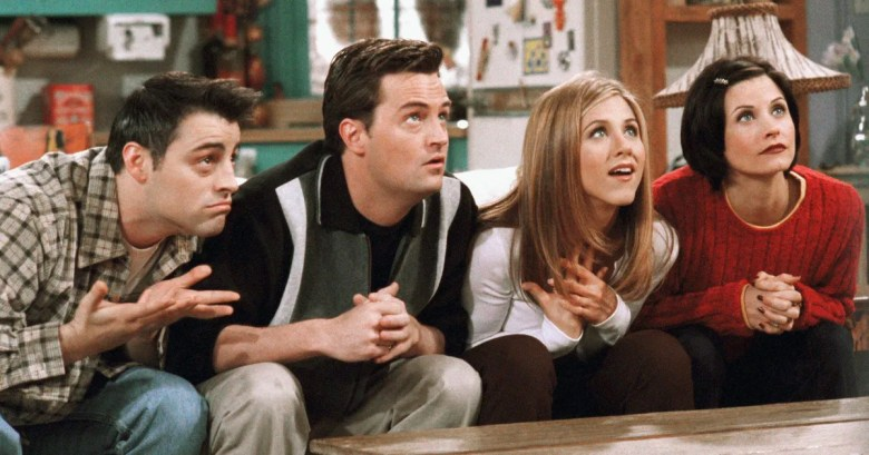 The One with the Embryos 'Friends' Trivia Episode: A History
