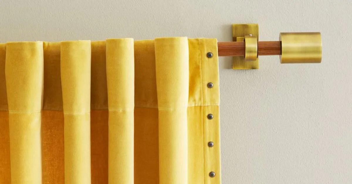10 Best Curtain Rods 2020 The Strategist New York Magazine