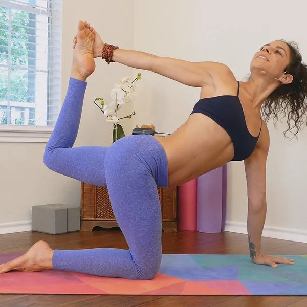 Amazon Prime 30 Days of Yoga To a New You