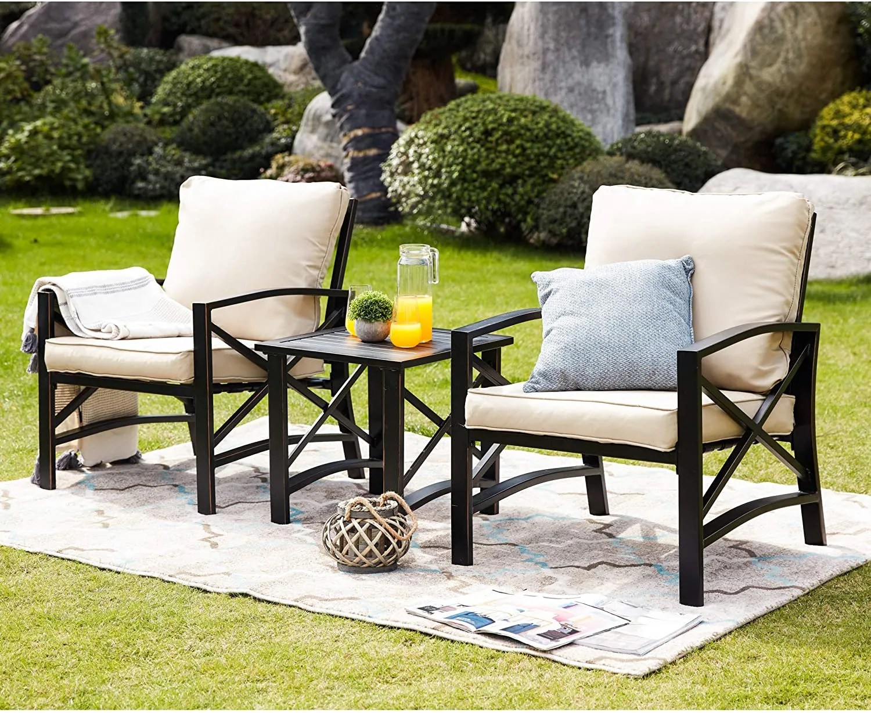 lokatse home 3 piece patio set